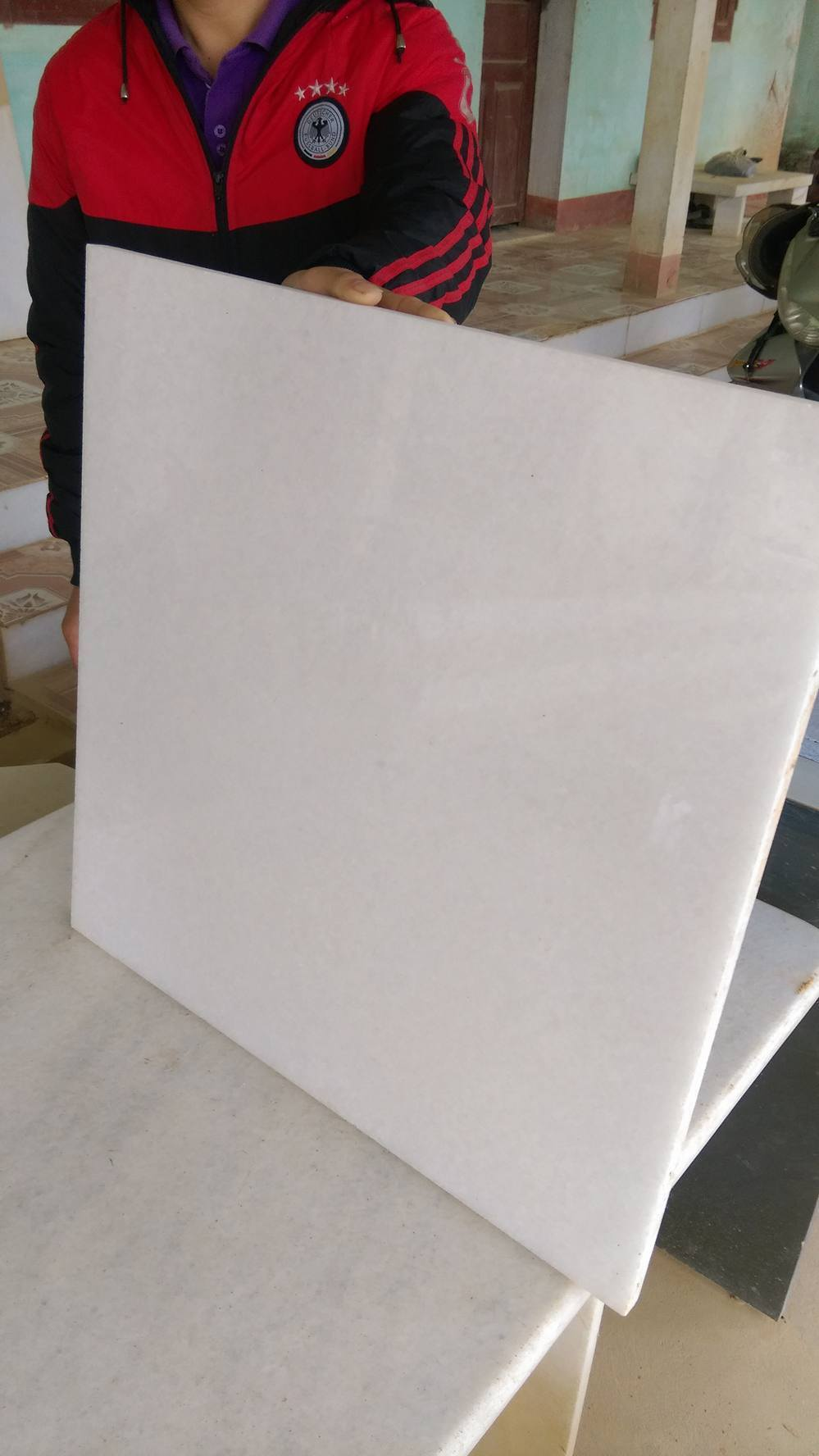 Đá Trắng Muối 60 X 60 X  cm